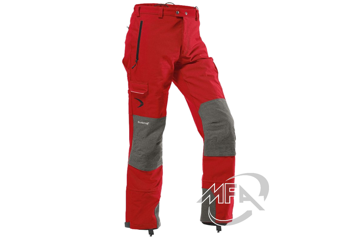 Pantalon travail / chasse Pfanner Gladiator Outdoor - Rouge