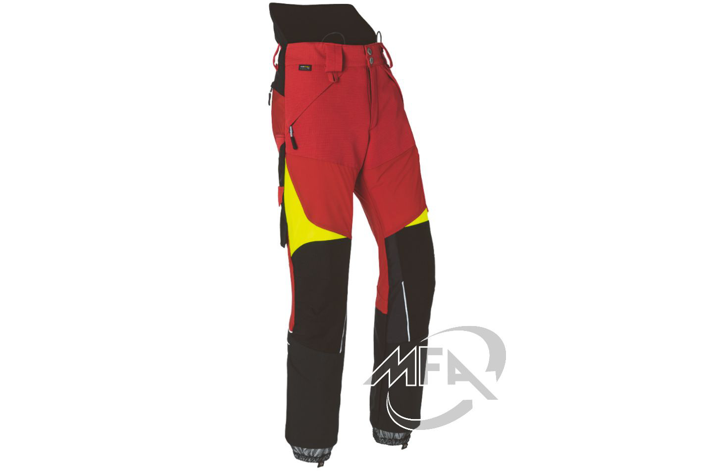 Pantalon anti coupure Forest Kübler PRO ventilé
