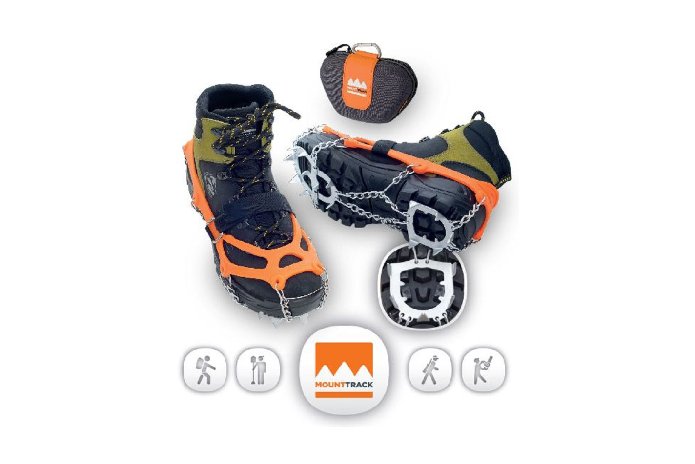 CRAMPONS Chaussure MOUNT TRACK